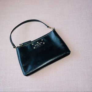 Vintage Leather Kate Spade Mini Bag